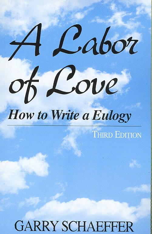 A Labor of Love By Schaeffer, Garry